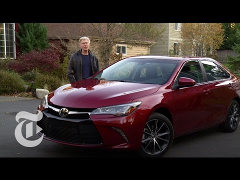 2015 Toyota Camry | Driven: Car Review | The New York Times