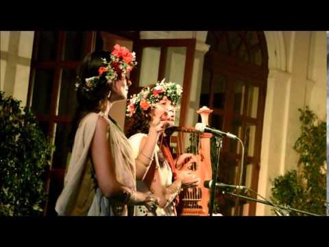 Musiche e Danze dell'Antica Roma a Piano di Sorrento