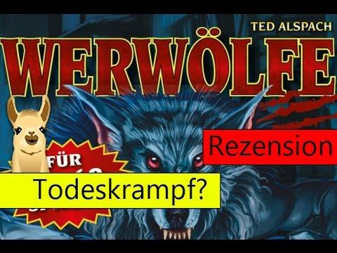 Werwolf Spiel Anleitung