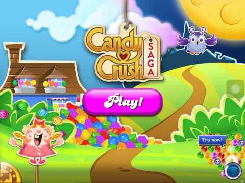 How to connect candy crush to Facebook