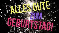 Geburtstagsfeuerwerk, Geburtstagsgrüße whatsapp, Geburtstagslied, Happy Birthday, Geburtstagsvideo