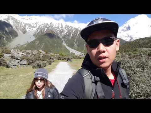 Hooker Valley Track - Aoraki/Mount Cook