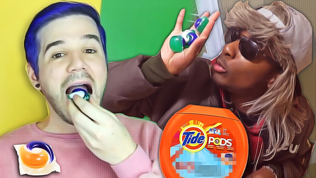 why are people eating tide pods don 39 t do this whos chaos youtube. Black Bedroom Furniture Sets. Home Design Ideas