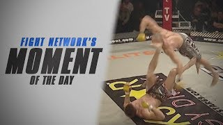 Tom Watson Gets Upkick KO at Cage Rage 25 | #TBT Moment of the Day
