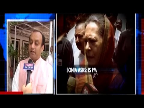 Ridiculous of Sonia Gandhi to Call PM 'Shahenshah' Says BJP