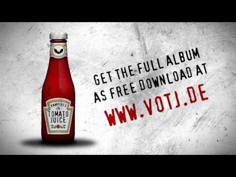 Клип Vampires on Tomato Juice - Intro