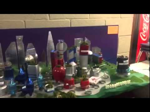 Future Cities Competition at Desert Wind Middle School