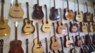 [ĐÃ XONG] Lắp thiết bị kết nối đàn guitar ra Âm ly cây đàn guitar gỗ Điệp.