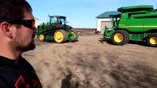 Goodbye to Our John Deere Combine