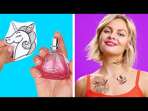 ARE YOU READY TO PARTY? || Genius Fashion and Beauty Hacks To Rock Any Party! - Видео онлайн