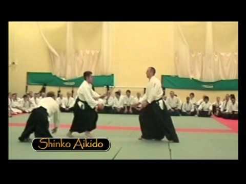 Shinko Aikido LEEDS New Club Startup DVD & Promo 2...