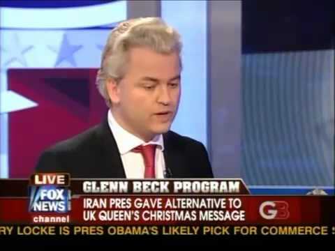 Geert Wilders Speech Censored by European Censorship   Fitna   America   Fairness Doctrine