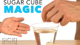 Sugar Cube Magic - Sick Science! #216