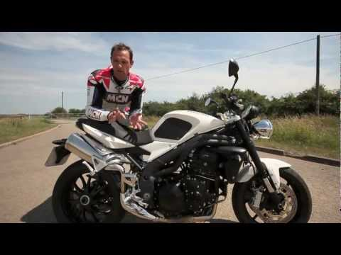 Triumph Speed Triple buying guide