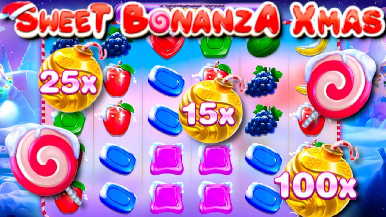 x567 + x500 win / Sweet Bonanza Xmas big wins & free spins compilation! #8  - YouTube