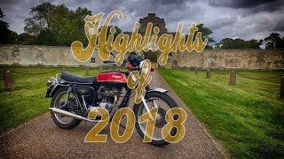 2018 Motorcycling