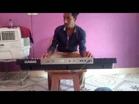 Mere rashke Qamar instrumental song