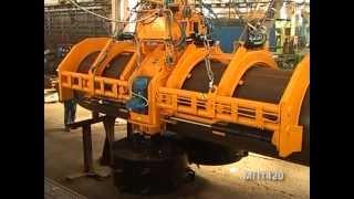 видео Оборудование для строительства трубопроводов