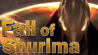 Fall of Shurima (Azir Lore)