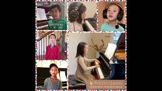PQ声乐课 --- student show视频