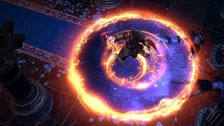 Path of Exile:  Celestial Righteous Fire