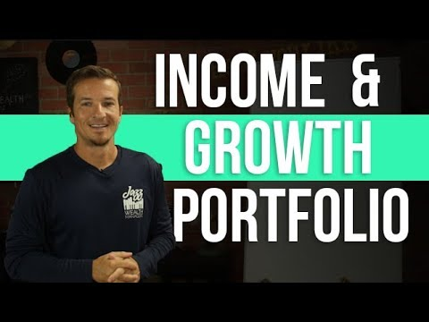 Tips for building an income AND growth portfolio.