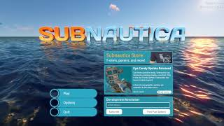 Subnautica - Eye Candy Update info