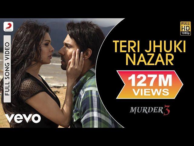 Teri Jhuki Nazar - Murder 3 | Randeep | Pritam