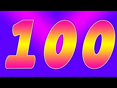 bilangan lagu | belajar nombor dalam bahasa inggeris | Number Song in English