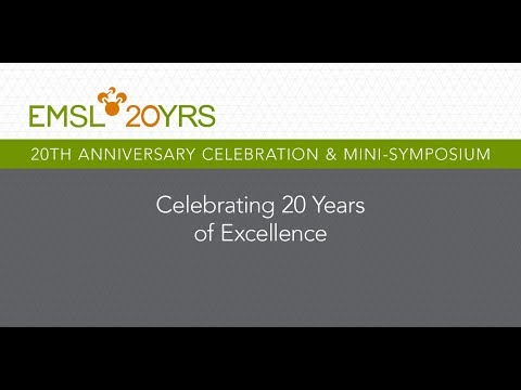 Formal 20th Anniversary Celebration