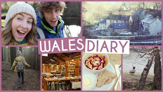 WALES DIARY • Long Walks & Bookshops! Thumbnail