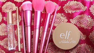 New Makeup from e.l.f. Cosmetics | Nabela Noor Collection Review