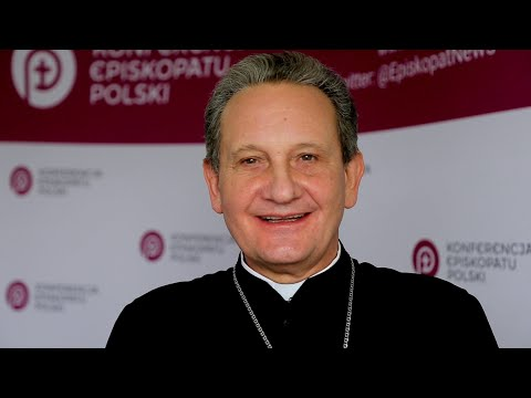 Bp Rafał Markowski - XXIV Ogólnopolski Dzień Judaizmu w Kościele katolickim w Polsce - Zapowiedź