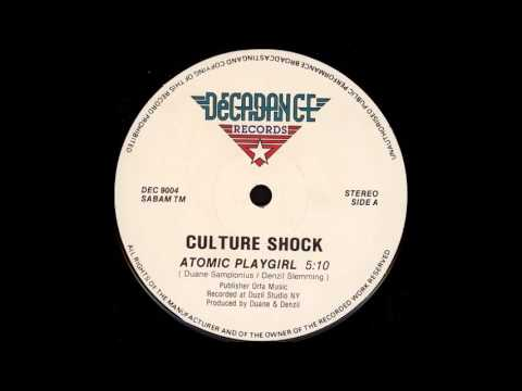 CULTURE SHOCK - ATOMIC PLAYGIRL  1991