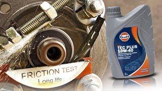 Gulf Tec Plus 10W40 Jak skutecznie olej chroni silnik?