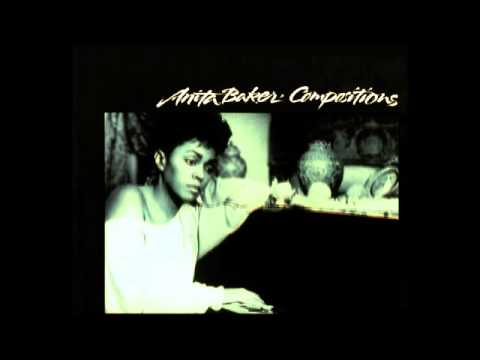 Anita Baker - Love You To The Letter (Elektra Records 1990)