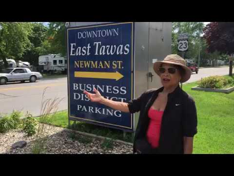Hotelement Adventures - What's in East Tawas Michigan?