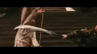 Forbidden Kingdom original trailer 2b jackie chan and jet li