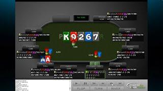 Видео: Школа покера онлайн – Выпуск 5 (1/2)