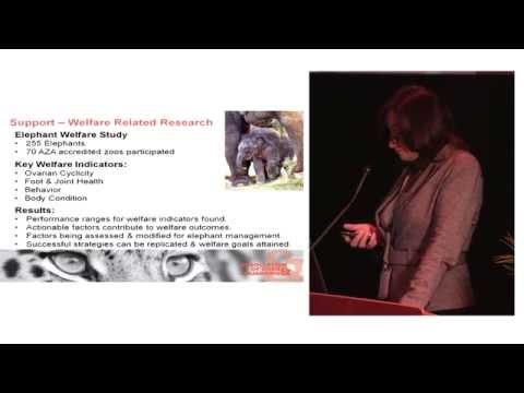 Debborah Luke - Advancing Animal Welfare Science and Policy 2014