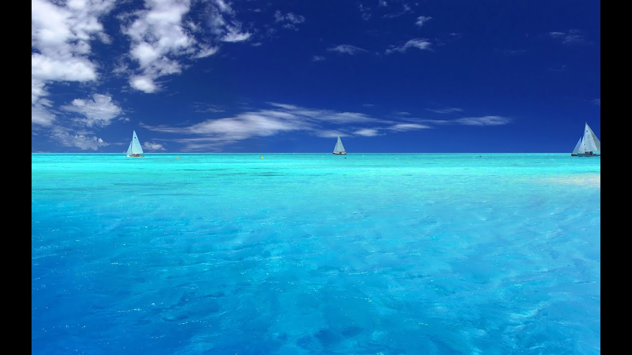 """4K ULTRA HIGH DEFINITION RELAXATION: """"A Boat Beneath A"""