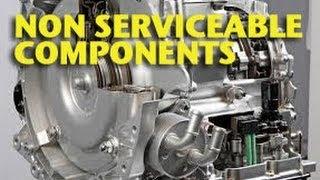 Non Serviceable Components -ETCG1