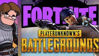 Let's Try Fortnite: Battle Royale - Everyone Wants That PlayerUnknown's Battlegrounds Money