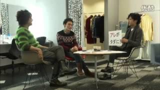 CM] 稲垣吾郎 香取慎吾 草彅剛 SoftBank「SMAP スマッホ 楽屋」篇A 15s ...