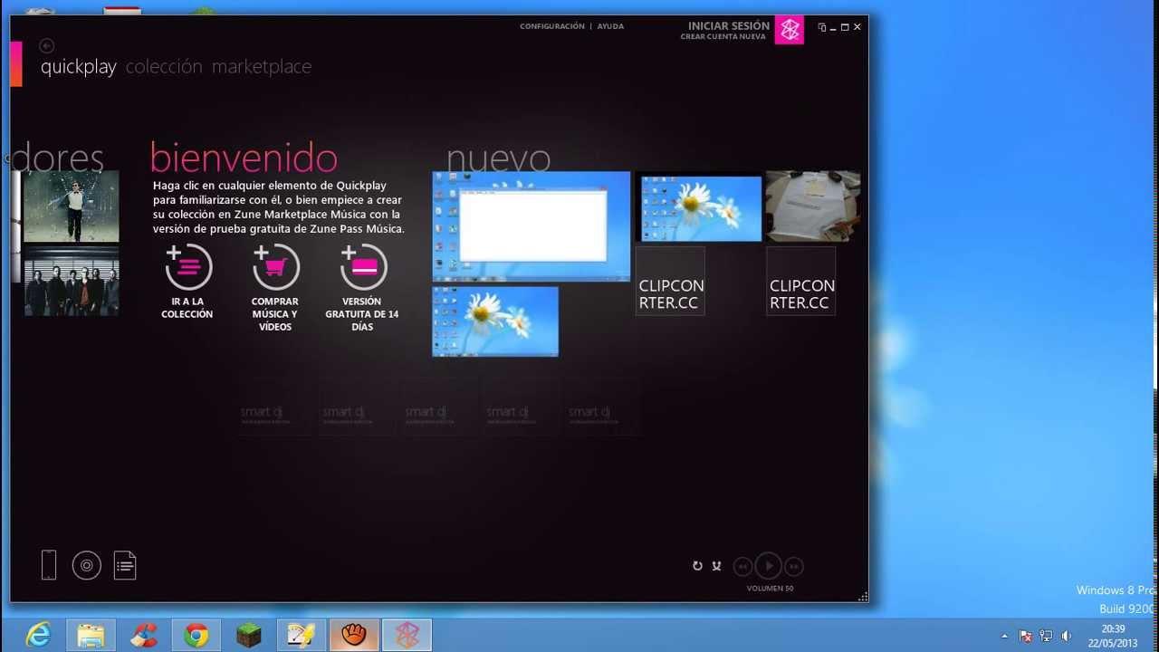 zune para windows 7.5