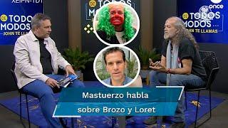Brozo y Loret me dan pena ajena; Ciro Gómez Leyva es patético: El Mastuerzo con Ackerman