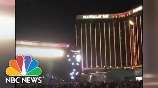 Las Vegas Shooter Identified As Stephen Paddock | NBC News
