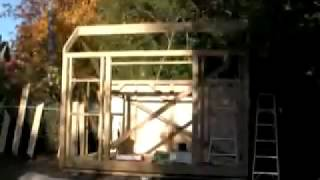 Jamaica Cottage Shop - Building A Church Street Shed