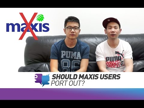 S3E5 - Should Maxis Users Port Out? Things To Consider.