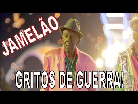 TODOS OS GRITOS DE GUERRA DE JAMELÃO